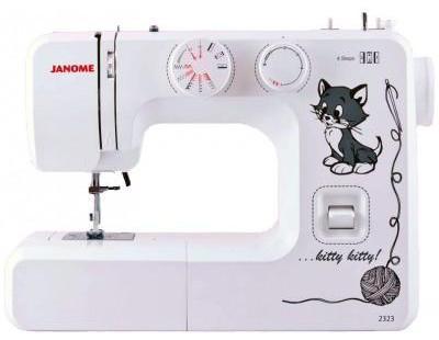 Janome 2323 швейная машина2323