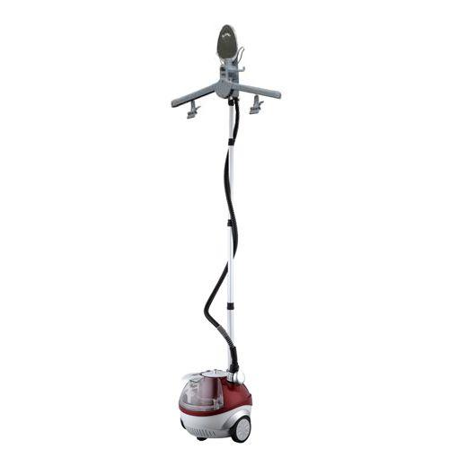 Grand Master GM-Q5 Multi-Elite пароочиститель + дополнительные насадки для уборки + утюгGM-Q5 Multi-Elite -пароочиститель + дополнительные насадки для уборки +Отпариватель-пароочиститель Grand Master GM-Q5 Multi-Elite реализует функции вертикального отпаривания одежды и паровой чистки. Обтекаемая округлая форма корпуса, колеса для передвижения в помещении, прозрачный бак для воды с функцией самозакачки. Паровой утюжок изготовлен из нержавеющей стали. Пар производится непрерывно и подается под давлением в 3,5 бара. Паровой утюжок изготовлен из нержавеющей стали, которая не окисляется и проводит пар быстрее, чем обычная металлическая насадка. В поверхность парового утюжка встроен нагревательный элемент, который подогревает пар на выходе, предотвращая образование конденсата, т.е. появление капель воды на утюжке (система против капель). Кнопка включения и индикатор рабочего состояния находятся на рукоятке парового утюжка. Плавный регулятор интенсивности пара. Можно выбирать подходящий режим в зависимости от типа разглаживаемой ткани. Индикатор сетевого подключения и окончания воды в баке. Щетка с мягкой щетинкой...