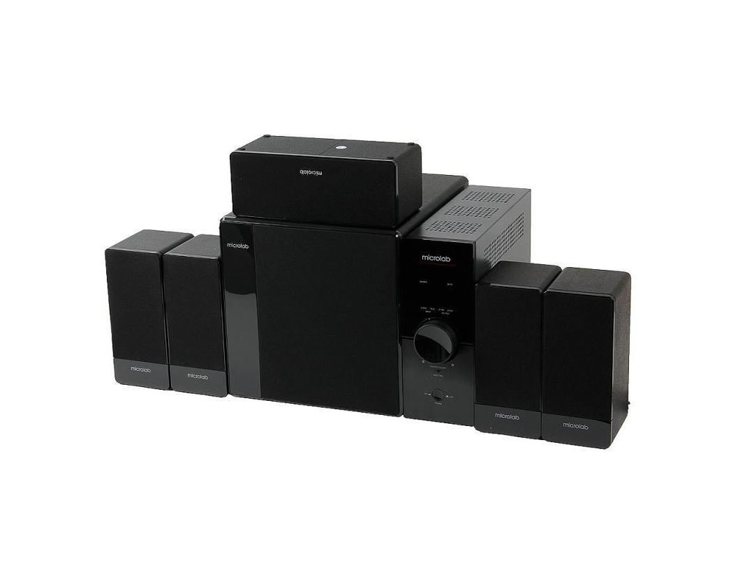 Microlab FC-360 5.1, Black акустическая система
