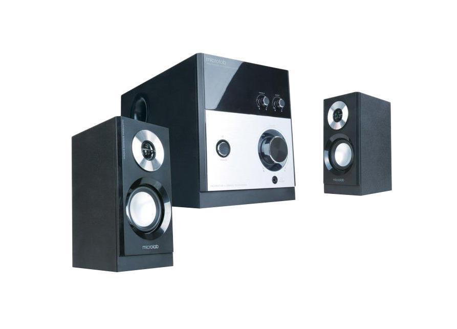 Microlab M880, Black акустическая системаSM-880 Black