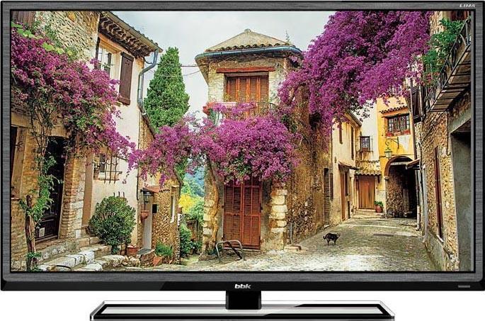 BBK 32LEM-1007/T2C, Black телевизор