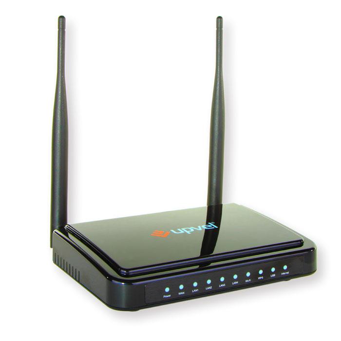 UPVEL UR-337N4G маршрутизаторUR-337N4G3G/LTE Wi-Fi роутер UR-337N4G стандарта IEEE 802.11n предназначен для домашних или небольших офисных сетей. Он подключается к сети Интернет как по стандартному Ethernet-порту, так и с помощью 3G/4G(LTE) USB-модемов и позволяет совместно использовать Интернет в любом месте, где есть 3G/4G-подключение. С его помощью можно объединить в единую сеть компьютер, ноутбук, игровую приставку и другие цифровые устройства. Также, с помощью UR-337N4G можно предоставлять общий доступ к Flash-накопителям или внешним жестким дискам с интерфейсом USB и подключать IP-TV приставку для просмотра цифрового телевидения. Обеспечивает надежную защиту передаваемых данных и позволяет быстро подключать клиентские устройства к Wi-Fi сети благодаря поддержке технологии Wireless Protected Setup (WPS). В комплект поставки входит утилита быстрой настройки роутера для большинства российских провайдеров.