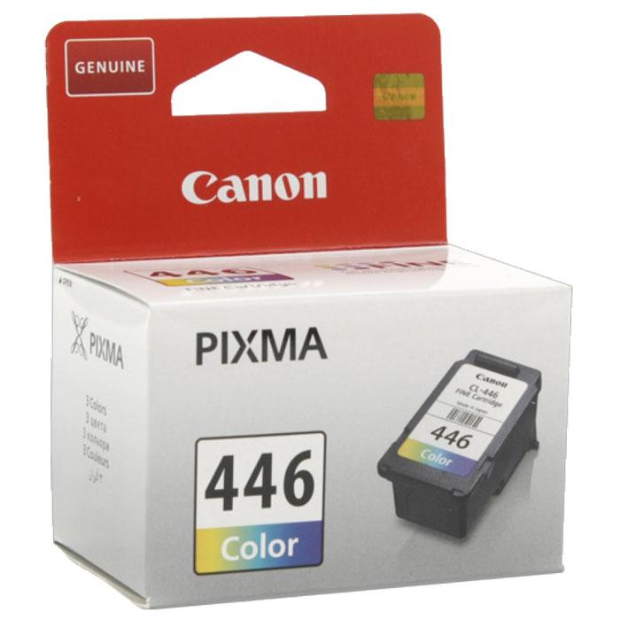 Canon CL-446 CL картридж для струйных принтеров8285B001Оригинальный сменный картридж Canon CL-446 CL