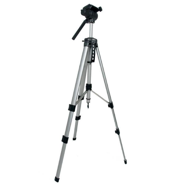 Rekam RT-L38 штативRT-L38Rekam RT-L38 – универсальный штатив для любительской фото- и видео съемки. 3-секционная конструкция выдерживает нагрузку до 4 кг. Поперечные растяжками между опорами и центральной колонной позволяют легко установить штатив не обладая особыми навыками. Многогранное сечение ног придает конструкции хорошую прочность. Конструкция 3D «головы» позволяет поворачивать камеру для съемки вертикальных кадров, и производить панорамную и видео съемку. Управление «головой» осуществляется при помощи ручки. Высота ног фиксируется при помощи удобных клипсовых зажимов. Для оперативного изменения высоты центральная колонна оснащена дополнительным замком-фиксатором. Реечный микролифт с фиксатором и ручкой позволяет осуществлять особо точную и плавную регулировку высоты штатива. Съемная площадка для крепления камеры обеспечивает надежную фиксацию, и позволяет оперативно установить и снять технику. Для правильной установки горизонта штатив оснащен двумя жидкостными уровнями, -...