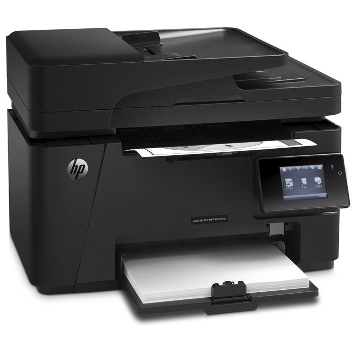 HP LaserJet Pro M127fw (CZ183A) МФУ