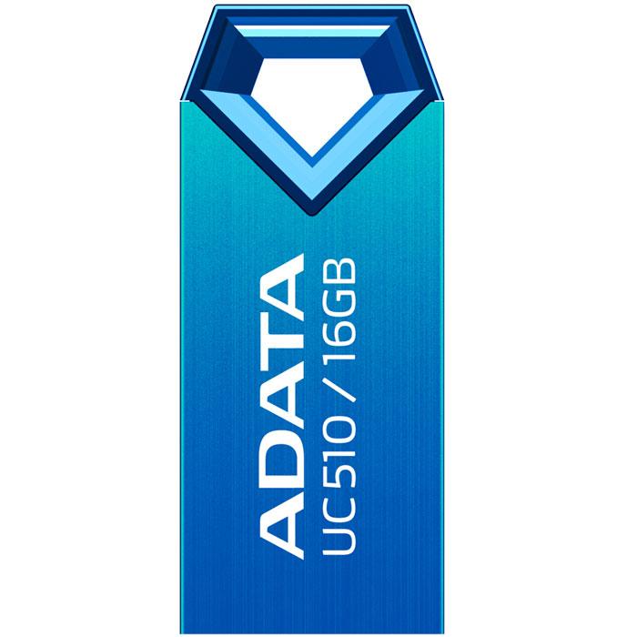 ADATA UC510 16GB, Blue USB-накопитель