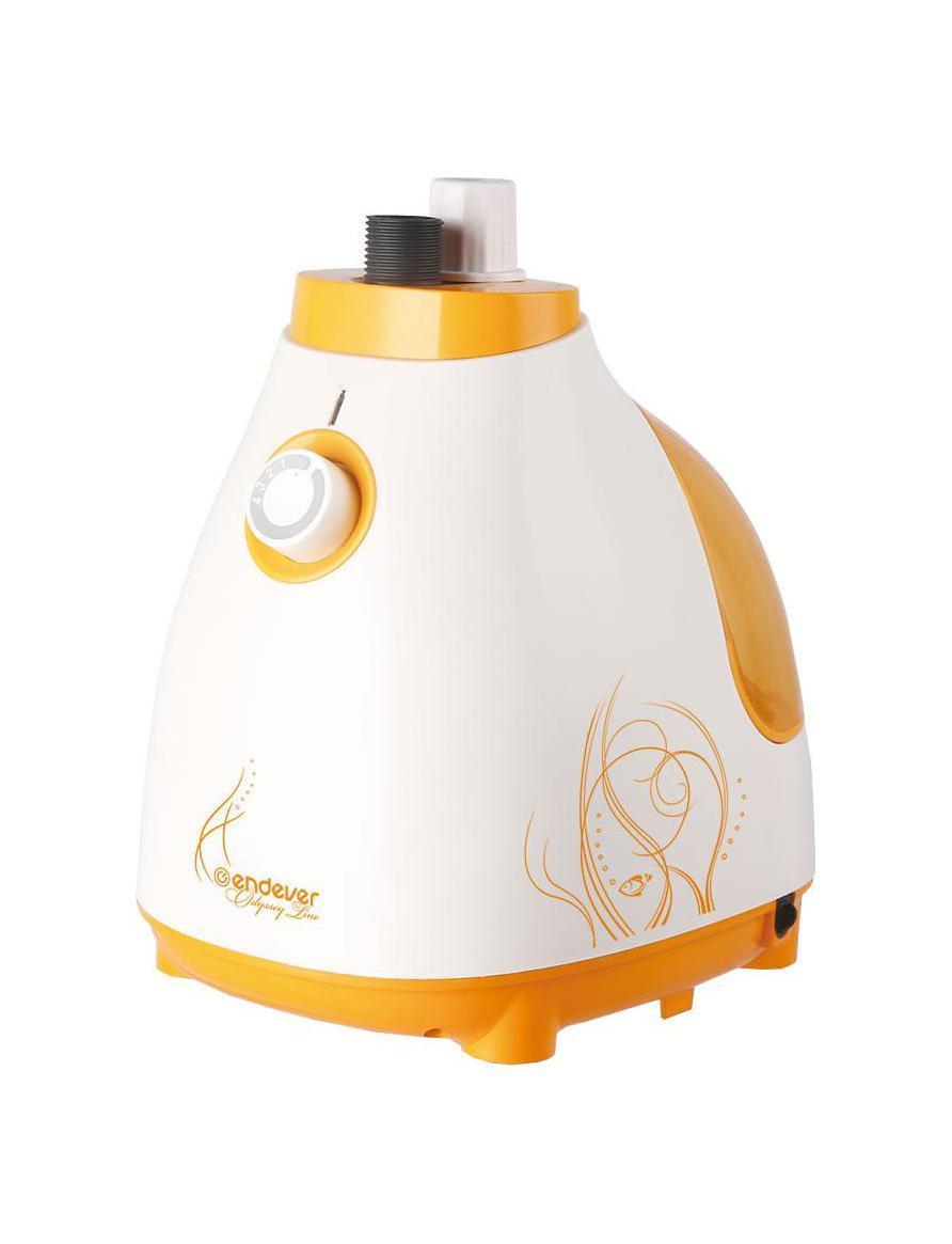 Endever Odyssey Q-106, Orange отпариватель для одеждыODYSSEY Q-106Многофункциональный компактный прибор. Может быть использован для отпаривания и глажки изделий из шелка, синтетики, льна, хлопка, драпа. В режиме пароочистителя – незаменимый помощник при влажной уборке помещений и салона авто.