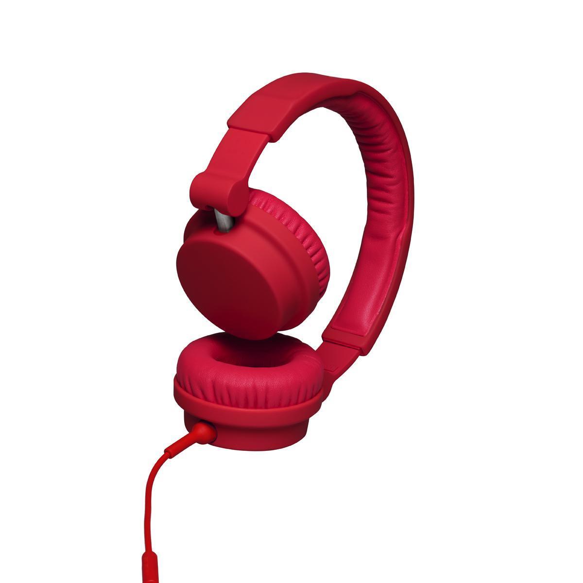 Urbanears Zinken, Tomato наушникиZinken, TomatoUrbanears Zinken - это экстраординарные наушники для диджеев. Их полноразмерные амбушюры изолируют вас от посторонних шумов, позволяя ясно воспринимать глубокие басы и чёткий саунд на средних и высоких частотах. Zinken имеют подключаемый кабель с двумя разными коннекторами и два соответствующих им разъёма, что позволяет делиться музыкой с друзьями, не снимая наушников - достаточно просто подключить ещё один провод. Комфорт - это ключевое свойство данной модели, которое особенно важно во время долгих DJ-сессий: Zinken оснащены поворотными чашками и подстраиваемым оголовьем. С другой стороны, при повседневном использовании особенно пригодятся удобный микрофон и пульт управления звонками. Полностью съёмный кабель имеет на концах два коннектора: штекер 6,3 мм для DJ-сессий и классический мини- джек 3,5 мм для использования с плеерами. С Urbanears Zinken можно подключаться к чему угодно. ZoundPlug - это разъём, позволяющий поделиться вашей...
