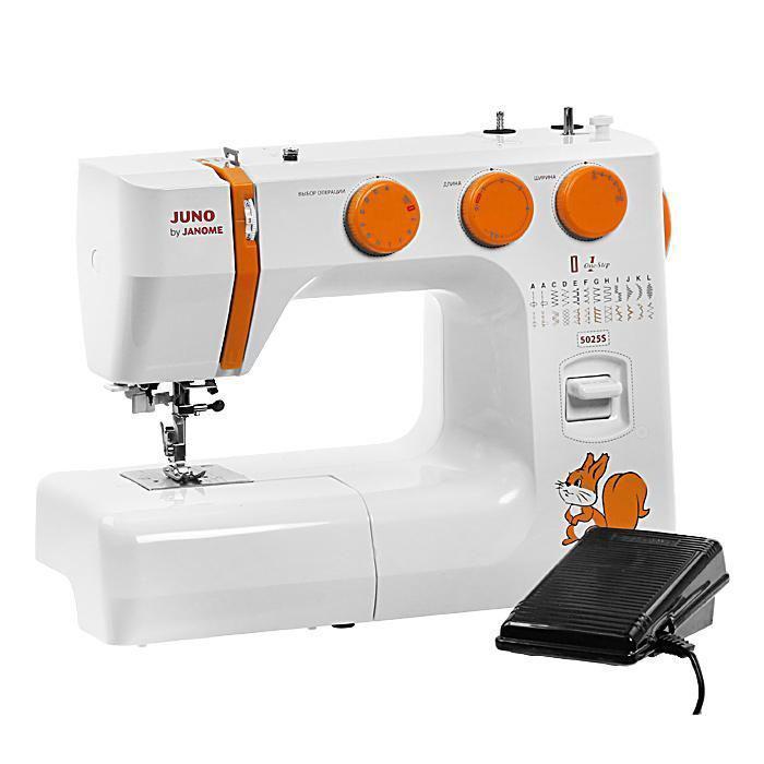 Janome Juno 5025S швейная машина