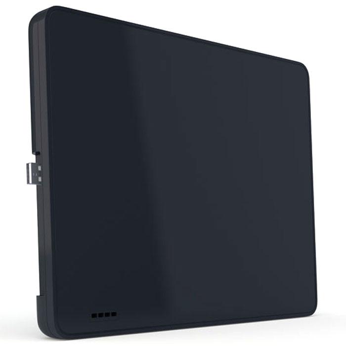РЭМО Connect 3.0, Black усилитель сигнала для USB модемовConnect 3.0Усилитель интернет-сигнала РЭМО Connect 3.0 предназначен для увеличения зоны покрытия мобильного интернета и повышения эффективности работы практически любых USB-модемов. Работает в сетях GSM, UMTS, HSDPA, 3G, Wi-Max и LTE и дополнительно Connect 3.0 может усилить сигнал устройств, работающих с технологиями Bluetooth и Wi-Fi. При эксплуатации усилителя интернет-сигнала не требуется вскрытие модема и приобретение каких-либо переходников, что сохраняет гарантию производителя и избавляет от лишних трат. Корпус изделия отличается глянцевым современным дизайном черного цвета, выполненным из ударопрочного полимера.