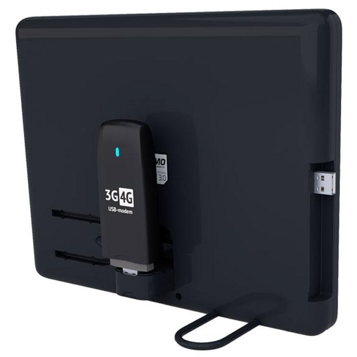 РЭМО Connect 3. 0, Black усилитель сигнала для USB модемов