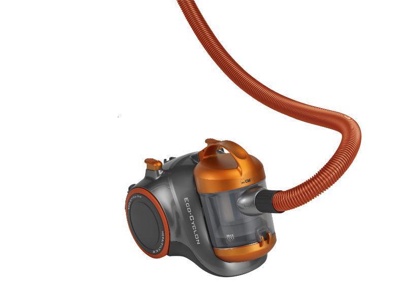 Clatronic BS 1293, Black Orange пылесос