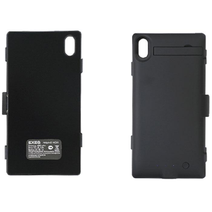 EXEQ HelpinG-XC01 чехол-аккумулятор для Sony Xperia Z1, Black (4300 мАч, клип-кейс) ( HelpinG-HX01 BL )