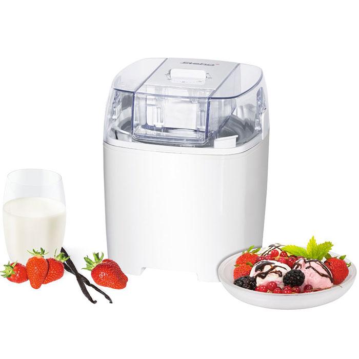 Steba IC 20 мороженицаIC 20Steba IC 20 - компактная мороженица от компании Steba с таймером на 30 минут. Прибор позволит вам приготовить вкусное мороженое менее, чем за 30 минут. Полностью разборная конструкция позволит легко мыть и очищать все части мороженицы (даже в обычной посудомоечной машине). Отдельные эргономичные элементы, такие как крышка с отверстием для добавления продуктов, нескользящие ножки, съемные ручки, а также крышка для хранения чаши в морозилке, обеспечивают максимальный комфорт в повседневном использовании прибора.