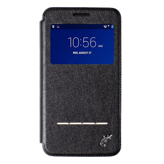 G-Case Slim Premium чехол для Lenovo A606, Black аксессуар чехол lenovo ideatab s6000 g case executive white