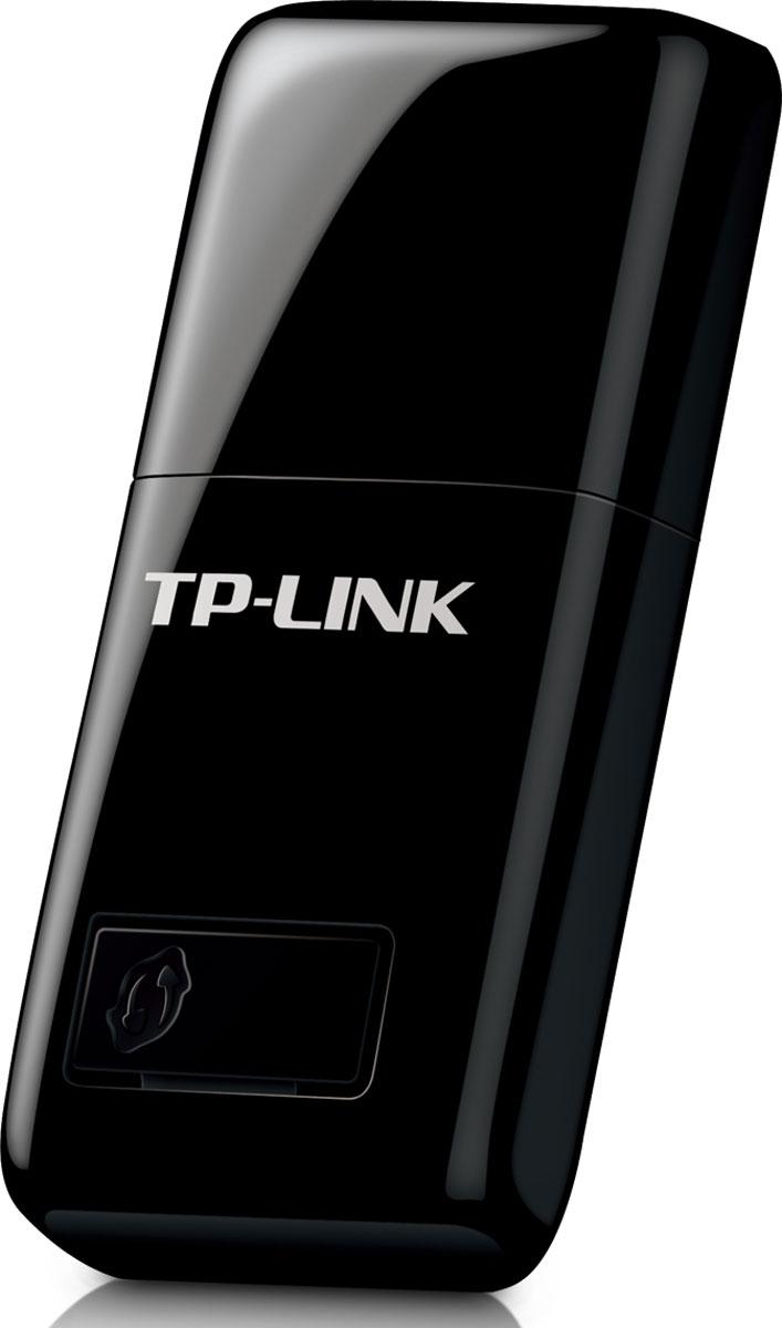 TP-Link TL-WN823N беспроводной USB-адаптерTL-WN823NБеспроводной мини сетевой USB-адаптер серии N TL-WN823N предназначен для подключения ноутбука или настольного компьютера к беспроводной сети с высокой скоростью. Адаптер удобно и легко носить с собой благодаря размерам как у флеш-карты памяти. Кроме того, TL-WN823N имеет функцию программной точки доступа, настройку безопасности одним нажатием кнопки, удобную и интуитивную программу настройки, что делает такой адаптер отличным решением для подключения к беспроводной сети с большой скоростью. Благодаря скорости соединения по беспроводной сети до 300 Мбит/с и современной технологии MIMO адаптер TL-WN823N обеспечивает стабильное соединение с беспроводной сетью на большой скорости для онлайн-игр или просмотра потокового видео без разрывов и задержек. Адаптер наилучшим образом сочетается с беспроводными устройствами серии N, с сетями IEEE 802.11b/g его работу также вполне можно назвать безупречной.