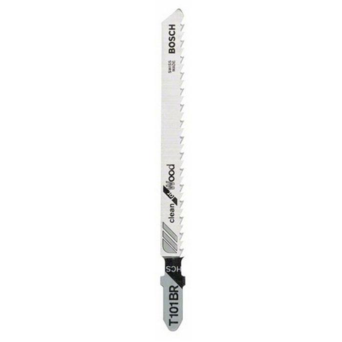 Набор пилок по дереву Bosch T101BR, 5 шт2608630014