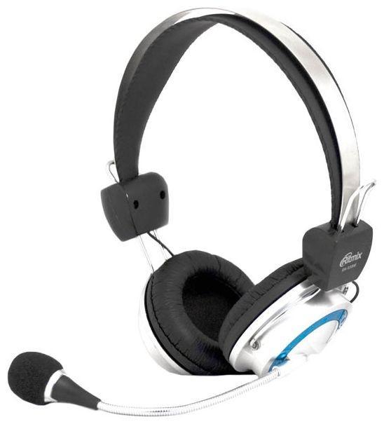 Ritmix RH-938M гарнитураRH-938MRitmix RH-938M – это комфортная гарнитура с большими излучателями и амбушюрами мониторного типа. Высококачественная звукопередача RH-938M делает ее подходящей как для голосовых приложений, так и для прослушивания музыки. Высокая чувствительность обеспечивает громкий звук при необходимости.