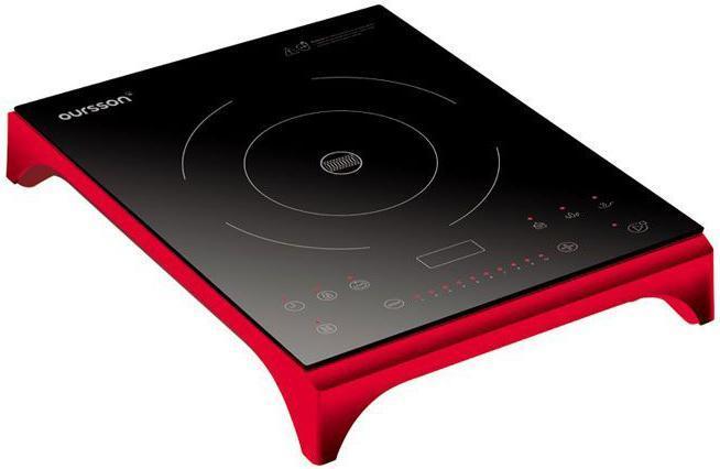 Oursson IP1220T/RD, Red индукционная плита7640152890901Новинка - индукционная плита OURSSON - выгодное решение для самых маленьких кухонь. Сенсорная панель позволяет настроить параметры приготовления блюд всего парой прикосновений. Варочная стеклокерамическая поверхность не нагревается, что обеспечивает безопасность счастливым владельцам. Умная электроника регулирует мощность и помогает выбрать идеальный режим приготовления любог о блюда, выбранного вами.
