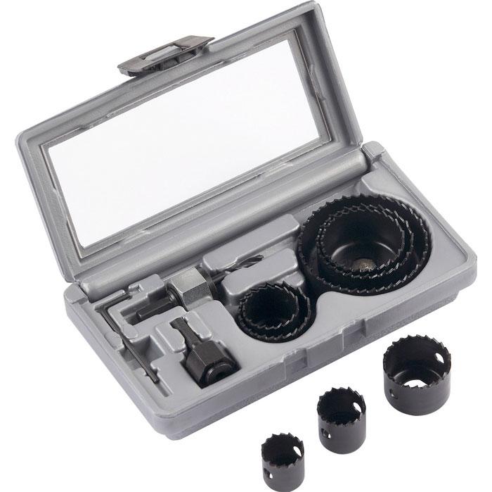 Набор коронок Bosch, 22-68 мм, 11 предметов2607019450Размер коронок: 22/25/29/35/38/44/51/68.