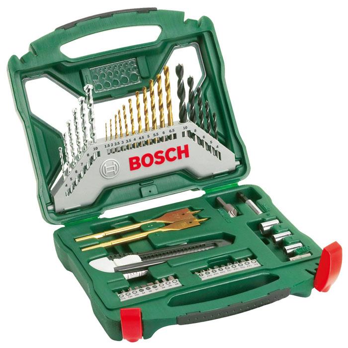Набор бит и сверл Bosch X-Line, 50 предметов 2607019327
