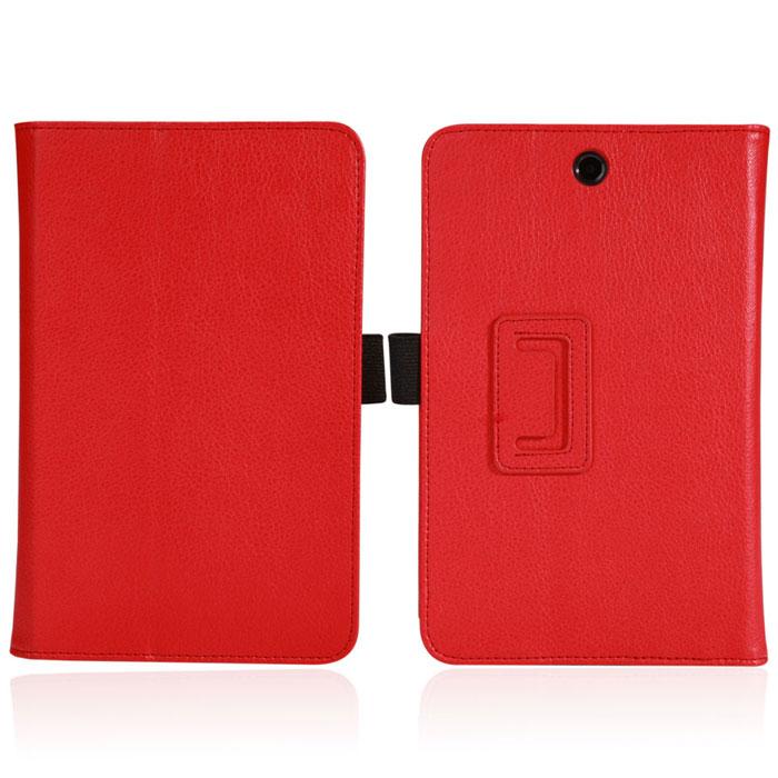 IT Baggage чехол для Lenovo Tab 7 A7-50 (A3500), RedITLNA3502-3Чехол IT Baggage для Lenovo Tab 7 A7-50 (A3500) - это стильный и лаконичный аксессуар, позволяющий сохранить планшет в идеальном состоянии. Надежно удерживая технику, обложка защищает корпус и дисплей от появления царапин, налипания пыли. Также чехол IT Baggage для Lenovo Tab 7 A7-50 (A3500) можно использовать как подставку для чтения или просмотра фильмов. Имеет свободный доступ ко всем разъемам устройства.