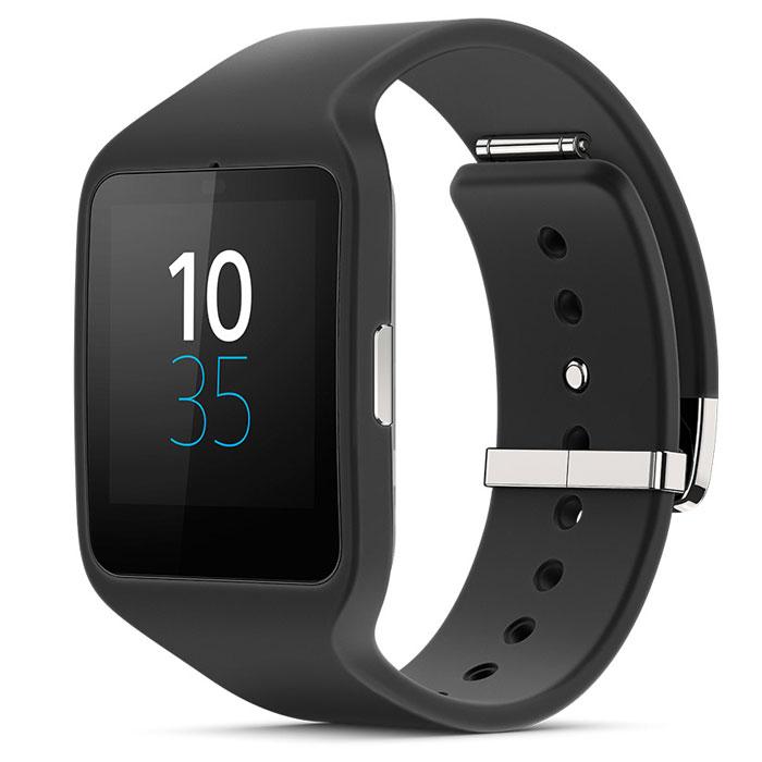 Sony SmartWatch 3 SWR50 смарт-часы с черным ремешком1287-4372Инновационные часы SmartWatch 3 SWR50 сочетают эффективные технологии с впечатляющим стильным дизайном. Вы легко настроите SmartWatch 3 SWR50 под себя и свой стиль жизни с помощью разнообразных приложений, доступных для загрузки Даже в отдельности от смартфона SmartWatch 3 SWR50 обладает множеством интересных и полезных возможностей. Собрались на пробежку? Двигайтесь в ритме: в ваши умные часы закачать любимые песни, и музыка последует за вами, даже если смартфон останется дома. Всё это время ваши умные часы будут отслеживать вашу физическую активность, а когда вы вернетесь с тренировки на свежем воздухе, эти данные синхронизируются с приложением Lifelog. Умная ОС Android Wear постоянно анализирует текущую ситуацию и тут же предлагает вам полезные сведения, а еще - слушается ваших голосовых команд. Прямо на ходу просматривайте на экране новости, актуальные для вас именно в данный момент. Один взгляд на запястье - и вы знаете, на что следует обратить внимание...