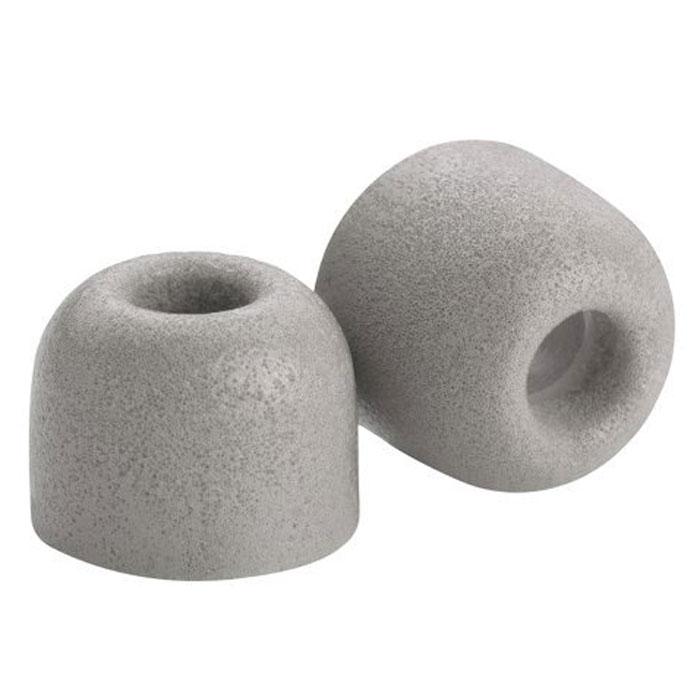 Comply Isolation T-200 Large, Platinum амбушюры для наушников (3 пары)15117855Сменные амбушюры Comply Isolation T-200 для внутриканальных наушников изготовлены из полиуретановой пены и термопластичного эластомера. Активным слушателям они гарантируют индивидуальную посадку в ушном канале, комфортное использование в течение всего дня, а также превосходное качество звука без внешних помех. Эти амбушюры изготовлены из прочных материалов и аккуратно растягиваются, чтобы принять форму ушного канала. Они обладают индивидуальной посадкой и прекрасно удерживаются внутри уха, поэтому ваши наушники всегда в целости и сохранности вне зависимости от того, находитесь ли вы на улице или внутри помещения. Также эти амбушюры позволят вам насладиться музыкой в шумных местах, не увеличивая громкость музыки на плеере. Уникальная полиуретановая пена с эффектом памяти обеспечивает круглосуточный комфорт, избавляя вас от неприятных ощущений в ушах и усталости, которые могут появляться при использовании ушных вкладышей, идущих в комплекте с наушниками. ...