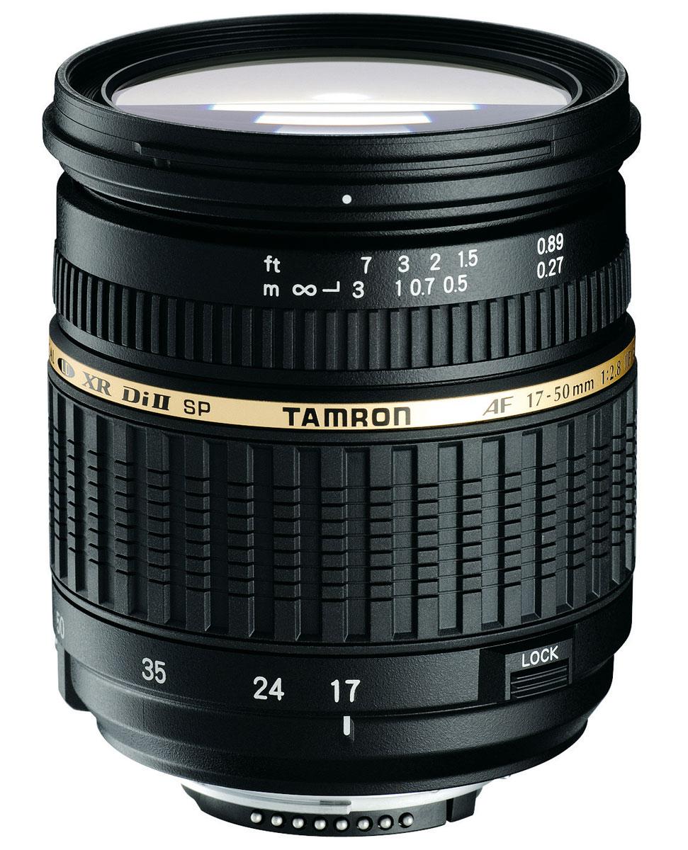 Tamron SP AF 17-50mm F/2,8 XR Di II LD CanonA16ETamron SP 17-50mm F/2,8 XR Di II LD ASL [IF] – легкий и быстрый стандартный зум-объектив, спроектированный специально для цифровых зеркальных фотокамер. Этот объектив задумывался как продолжатель традиций Tamron SP AF 28-75mm F/2.8 XR Di LD Aspherical [IF] MACRO. Важное преимущество объектива Tamron 17-50 – его диафрагма f/2.8. Это дает возможность художественного размытия заднего плана (боке), позволяя сосредоточить внимание только на объекте съемки, например, при съемке портретов. Этот объектив также обеспечивает очень хорошие возможности при съемке с близкого расстояния (среди стандартных зумов с большим относительным отверстием). Обратите внимание на то, что фотограф может использовать диафрагму f/2.8 на всем диапазоне фокусных расстояний, что встречается не так часто в объективах этого класса. Tamron 17-50 спроектирован специально для использования с цифровыми зеркальными фотокамерами (в обозначении – Di II). Это говорит о том, что при максимальном качестве оптики,...