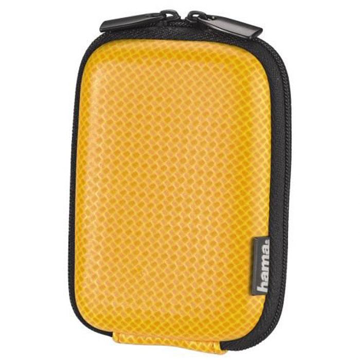 Hama Carbon Style 40G, Orange чехол для фотокамеры023138Сумка Hama Carbon Style 40G для цифровой фото камеры. Имеет внутреннее отделение для карт памяти, ремешок для переноски с карабином. Также оснащена петлей для ношения на поясе.