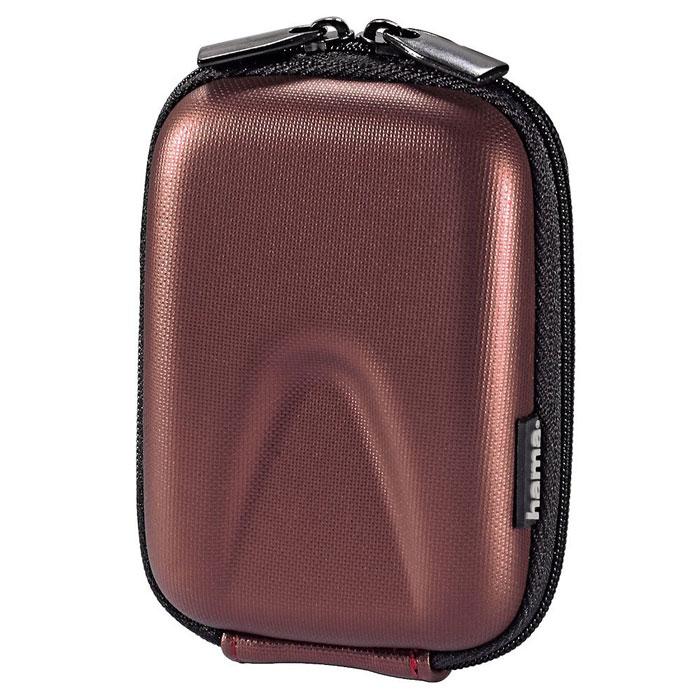 Hama Hardcase Thumb 40G, Red чехол для фотокамеры