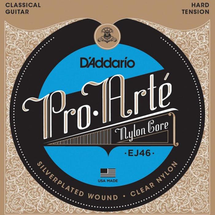 D\'Addario EJ46 струны для классической гитары ( EJ46 )
