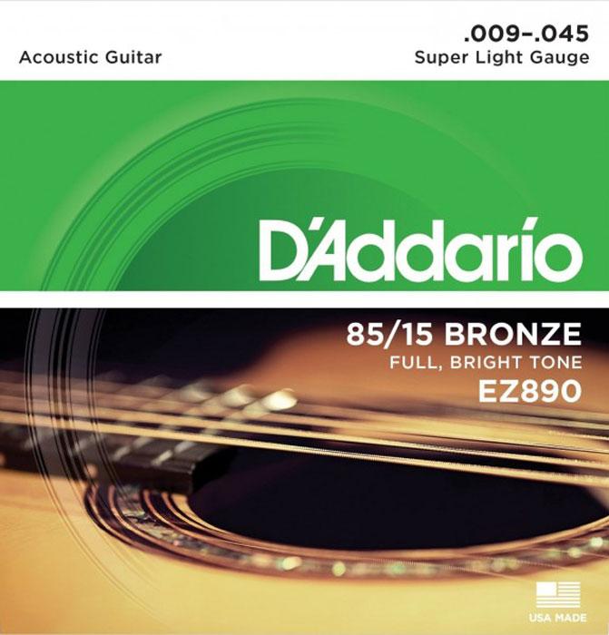 D'Addario EZ890 ������ ��� ������������ ������