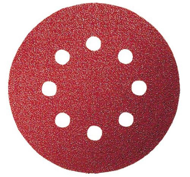Набор шлифовальных кругов Bosch, 115 мм, зерно 60/120/240, 6 шт2609256A21