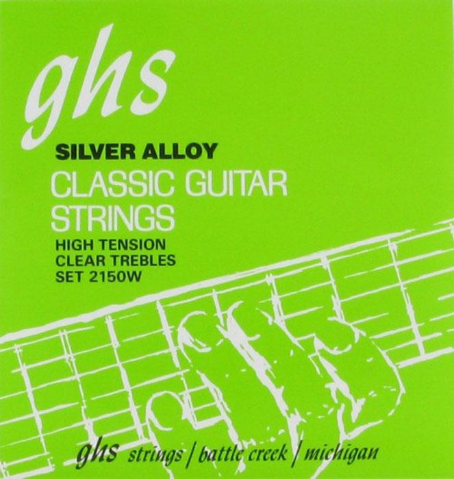 GHS 2150W струны для классической гитары