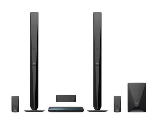 Sony BDV-E4100 домашний кинотеатр4905524897319Больше впечатлений от фильмов Наслаждайтесь динамическим объемным звучанием — грохотом в фильмах, ревом толпы на спортивных матчах или вокальными партиями в любимых композициях. Используя доступ к песням в одно касание на смартфоне, поддерживающем NFC и Bluetooth®, вы можете начать воспроизведение музыки так же быстро, как шагнуть в комнату. Не слушайте — ощущайте Смотрите ли вы любимый фильм или слушайте музыку, пусть звучание будет по-настоящему впечатляющим. Благодаря щедрой выходной мощности 1000 Вт двух напольных АС, двух сателлитных АС и сабвуфера вы услышите безупречный и мощный окружающий звук, который перенесет вас в эпицентр событий. Прослушивание в одно касание Передавайте музыку со смартфона или планшетного компьютера с поддержкой Bluetooth® и NFC, просто прикоснувшись к системе домашнего кинотеатра. Требуется всего одно касание. Также вы можете передавать музыку в потоковом режиме с ПК, iPhone, iPad...