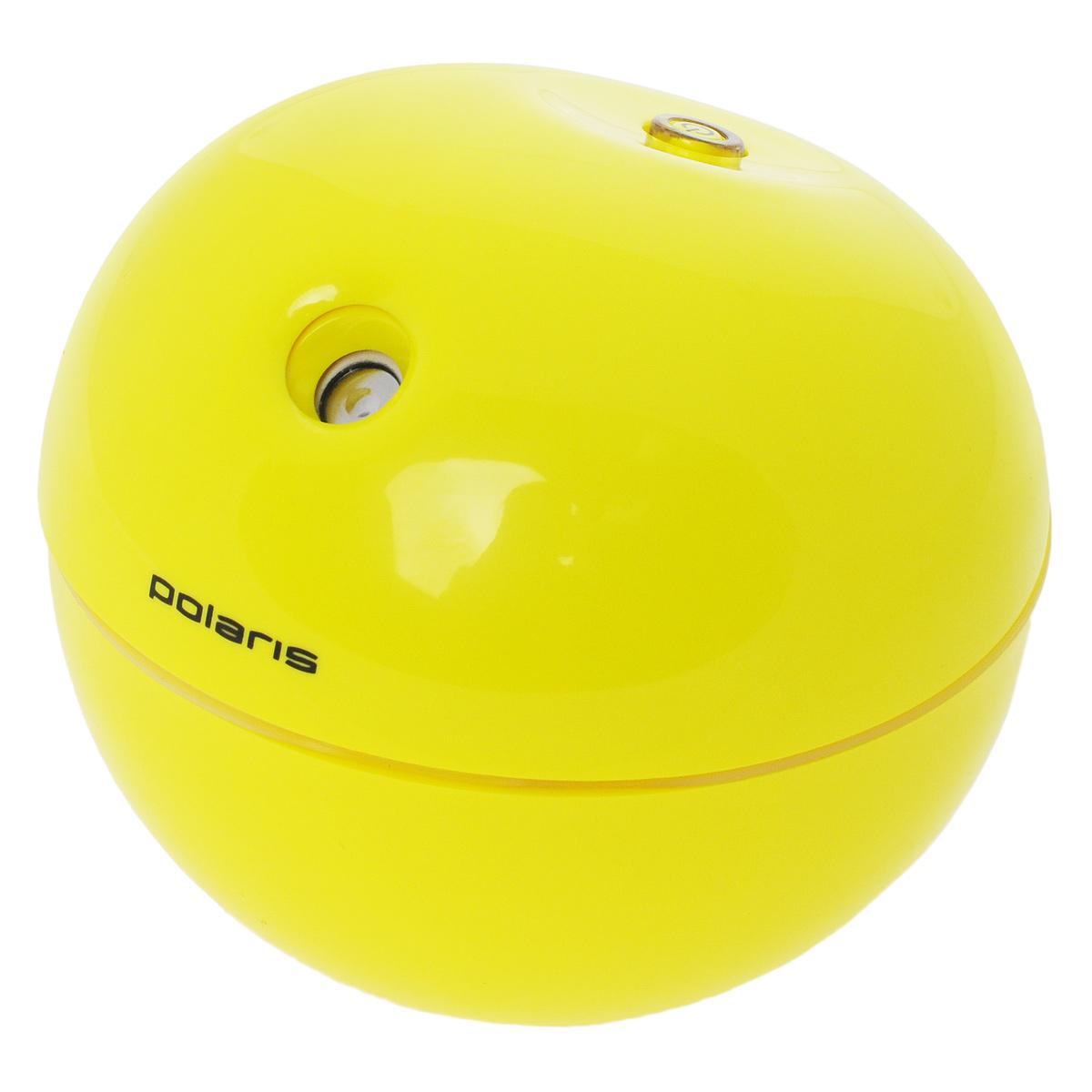 Polaris PUH 3102 Apple, Yellow увлажнитель воздухаPUH 3102apple_yПортативный персональный ультразвуковой увлажнитель воздуха Polaris PUH 3102 Apple. Данная модель сочетает в себе функции увлажнения воздуха с уникальным дизайном в форме яблока. Его можно использовать в доме, офисе или в путешествии. Работает при помощи USB-порта.