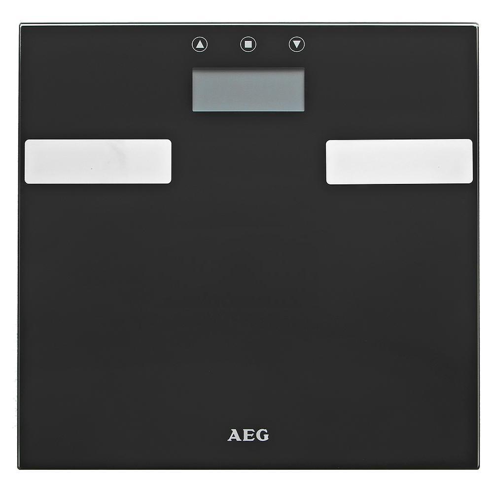 AEG PW 5644 FA напольные весыPW 5644 FAЭлектронные весы AEG PW 5644 FA со стеклянной подошвой идеально подойдут для анализа параметров тела - вес, жир, вода, мышечная масса, кости, расход калорий за день, индекс массы тела. Многофункциональный LCD-дисплей Система Степ-он Размер поверхности 30 х 30 см Нескользящие ножки