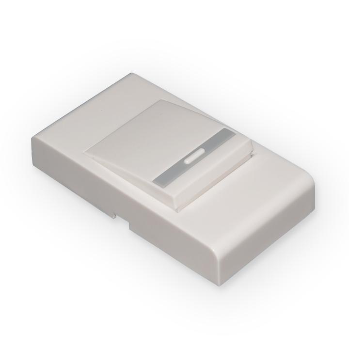 Кнопка для проводного звонка Elektrostandard DBB03WM Белый