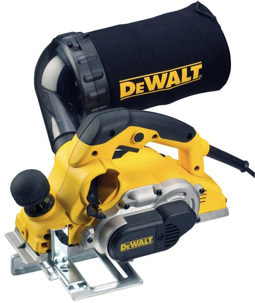 Электрорубанок DeWalt D26500 K