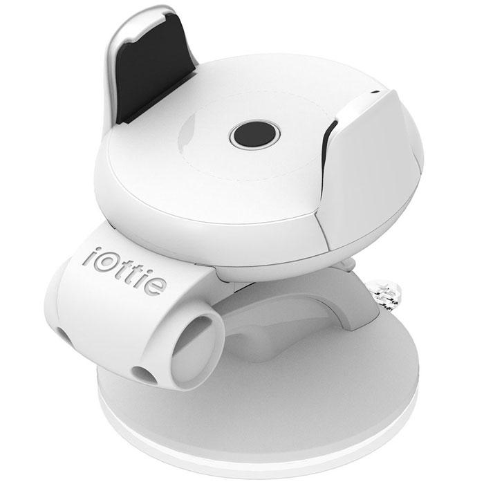 iOttie Easy Flex 3, White универсальный автомобильный держатель для смартфонов