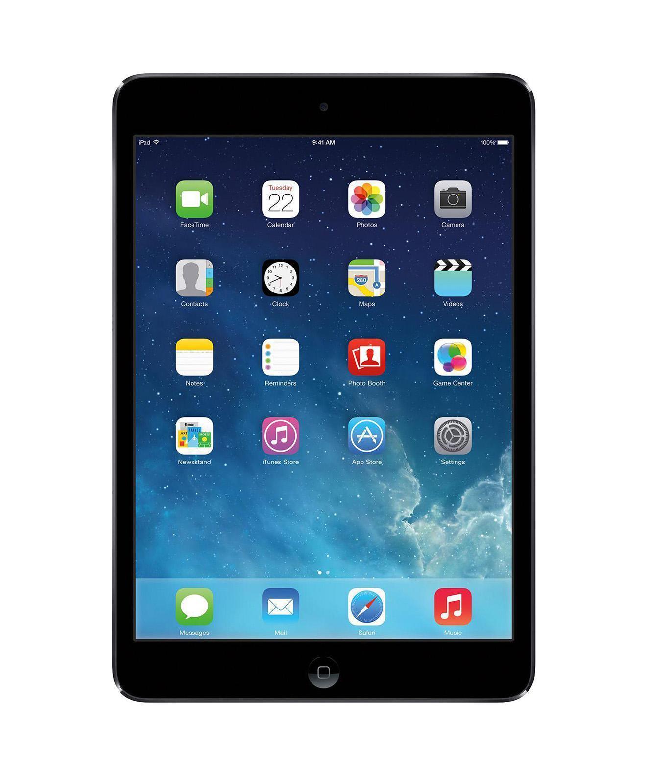 Apple iPad mini 16GB Wi-Fi + Cellular, Space Gray