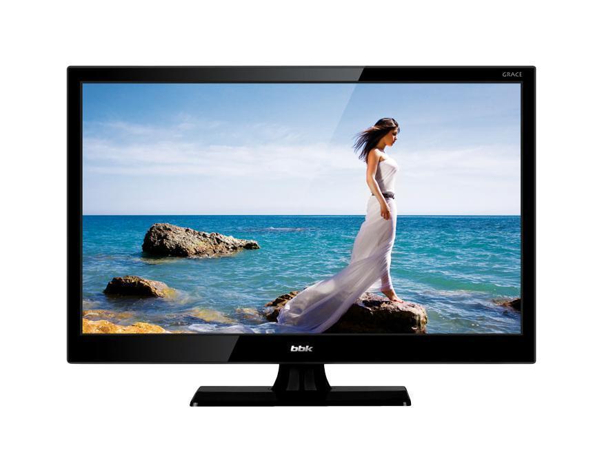 BBK 24LEM-1009/T2C, Black телевизор