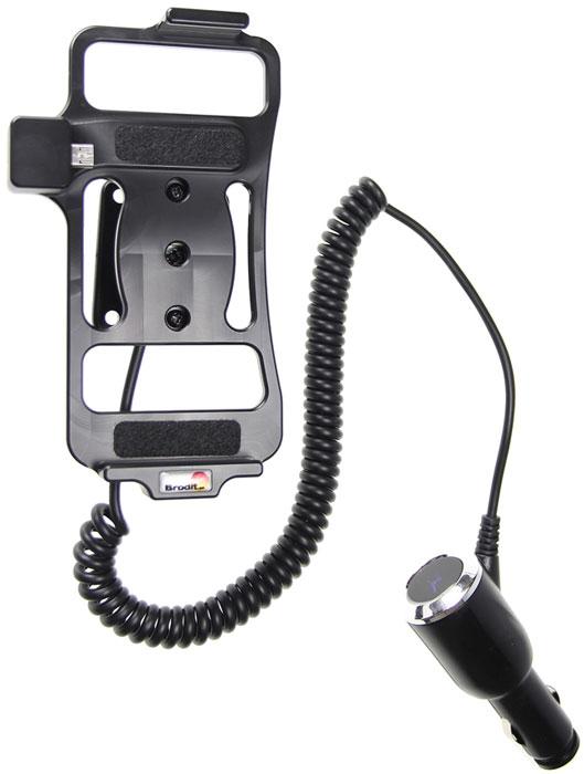 Brodit держатель активный для Sony Xperia T. 512473512473Универсальный держатель с автомобильным зарядным устройством и портом USB для Sony Xperia T. 512473 Держатель Brodit для мобильного устройства устанавливается на крепежный комплект Broodit, предназначенный для конкретной модели автомобиля. Крепежный комплект продаётся отдельно. Держатели и установочные комплекты Brodit совместимы между собой.