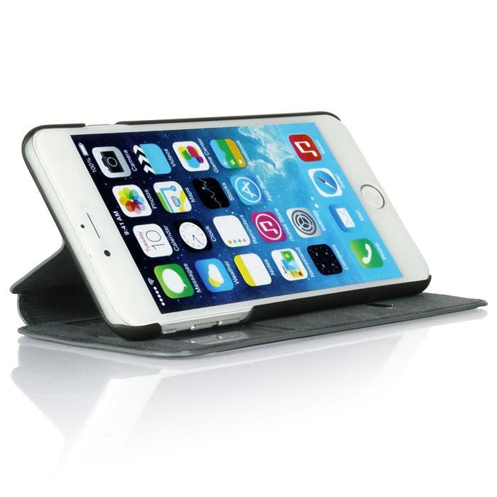 G-Case Slim Premium чехол для iPhone 6 Plus, Silver