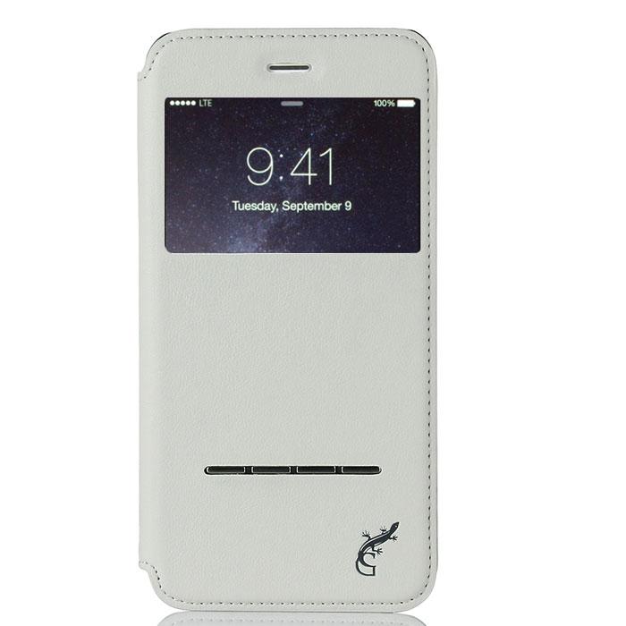 G-Case Slim Premium чехол для iPhone 6 Plus, WhiteGG-525С каждым новым поколением электронных устройств планшеты становятся технически более мощными, интеллектуальными аксессуарами с массой функций и возможностей. Однако их прочность оставляет желать лучшего. Именно поэтому нужно сразу позаботиться о защите от ударов и прочих повреждений своего гаджета и купить чехол G-Case Slim Premium для iPhone 6 Plus. Только тогда можно спать спокойно и быть уверенным в полной сохранности своего электронного друга. Благодаря тщательной продуманности конструкции вплоть до мельчайших деталей футляр становится изысканным и стильным аксессуаром и дополнением к айфону. Модный и практичный флип-кейс, благодаря высококачественному и прочному материалу, обеспечивает стопроцентную ежедневную защиту устройства от проникновения внутрь корпуса влаги, налипания на дисплей грязи и скапливания пыли. Все, что нужно для защиты планшета от ударов и падений, так это купить чехол G-Case Slim Premium. Комфорт пользования очевиден. Это и свободный доступ...