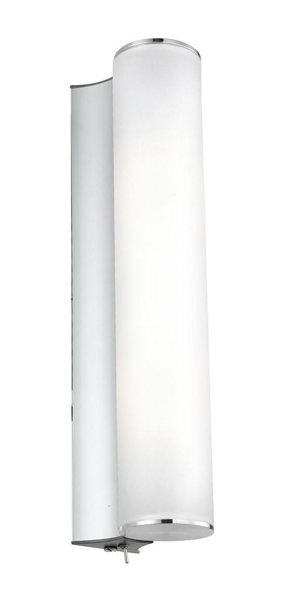 41000-2 Настенно-потолочный светильник OCEAN41000-2Светильник Globo 41000-2 из серии Ocean – стильный светильник для ванной комнаты в стиле техно. Алюминиевая хромированная основа со стеклянным матовым плафоном