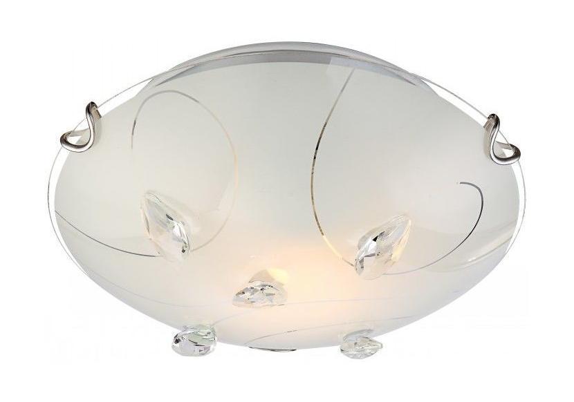40414-1 ALIVIA Потолочный светильник40414-1Большой популярностью пользуются настенно-потолочные светильники Globo LIVIA 40414-1, покоряя своим разнообразием. Здесь и классика, и современность, и оригинальность, и дизайнерские экземпляры. Настенно-потолочные светильники Globo подойдут для освещения кухни, ванной, прихожей и многих других местах. Изготавливаются настенно-потолочные светильники в виде плафонов (разного цвета и формы) со скрытой лампой, позволяя их устанавливать и на стену и на потолок. Материал: Арматура: Металл / Плафон: Стекло Цвет: Арматура: Серебристый / Плафон: Матовый Размер: 25х25х8 Материал: Арматура: Металл / Плафон: Стекло Цвет: Арматура: Серебристый / Плафон: Матовый Размер: 25х25х8