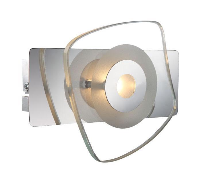 41710-1 ZARIMA Бра41710-1Светильник globo ZARIMA 41710-1 настенно потолочный представлен со светодиодными и люминесцентными лампами, что позволяет экономить потребление электроэнергии при достаточной освещенности. Но компания не ограничивает свое производство выпуском настенно-потолочных светильников, а также выпускает люстры, бра, торшеры, подсветки, а также уличные потолочные и не только светильники. Материал: Арматура: Металл / Плафон: Стекло Цвет: Арматура: Серебристый / Плафон: Прозрачный Размер: 18х13х7 Материал: Арматура: Металл / Плафон: Стекло Цвет: Арматура: Серебристый / Плафон: Прозрачный Размер: 18х13х7