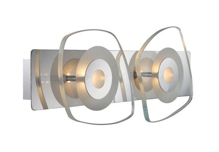 41710-2 ZARIMA Бра41710-2Настенно потолочный светильник globo ZARIMA 41710-2 отлично впишутся в любой интерьера вашего дома или квартиры, красивый дизайн настенных светильников улучшит цветовую гамму вашей комнаты, а так же будет легок в использовании, отлично подойдет для подсветки в стиле Бра. Материал: Арматура: Металл / Плафон: Стекло Цвет: Арматура: Серебристый / Плафон: Прозрачный Размер: 33х13х7 Материал: Арматура: Металл / Плафон: Стекло Цвет: Арматура: Серебристый / Плафон: Прозрачный Размер: 33х13х7